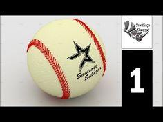 Tutorial Rhino 3D | Modelar Pelota de Beisbol (1/2)