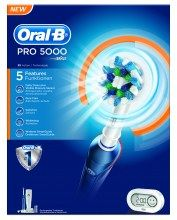 Oral-B Pro 4000 CrossAction Electric Rechargeable Toothbrush Powered by Braun Dental Health, Dental Care, Best Oral, Invisible Illness, Oral Hygiene, Teeth Cleaning, Autoimmune Disease, Design, Electric