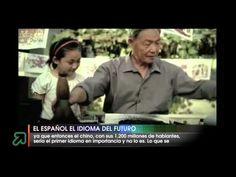 El español idioma de futuro - YouTube