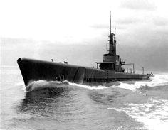 November 29, 1944 - USS Archerfish (SS-311) sinks Japanese carrier Shinano, world's largest warship sunk by any submarine during World War II.