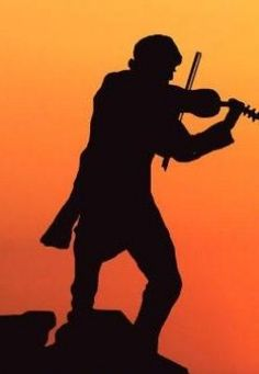 Without Our Traditions, Our Life Would Be As Shaky As A Fiddler On The Roof!