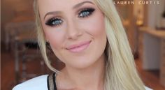 Makeup tutorials for blue eyes make your eyes pop! These makeup ideas will show you the best colors to create soft, bold, and sexy looks! Eyeshadow For Blue Eyes, Bronze Eyeshadow, Blue Eye Makeup, Make Up Tutorials, Beauty Tutorials, Beauty Make-up, Beauty Hacks, Hair Beauty, Beauty Tips