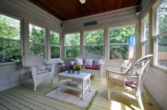 Country Porch - Find more amazing designs on Zillow Digs!