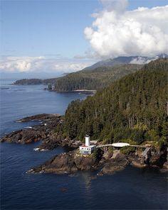 faro del Cabo Decision Alaska en Lighthousefriends.com.. magnífica página de amigos de los faros. Fotos e historia de  todos los faros de EEUU y Canadá