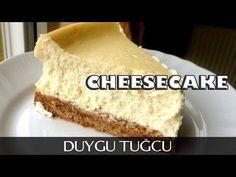 Frambuazlı Cheesecake Tarifi | Meyve Soslu Cheesecake | Nefis Yemek Tarifleri - YouTube