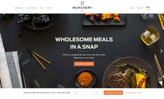 Munchery - Site of the Day March 20 2014
