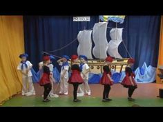 PAROSTATEK GR.5 - YouTube Love Boat, Catwoman, Zumba, Rock And Roll, Orlando, Children, Kids, Homeschool, Drama
