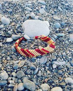 "poppys art (@poppys_art_handmade) στο Instagram: ""#Summer #2018 #handmadegifts #handmade #bracelet #accessories #August #greece #summer_2018 #macrame…"" Poppies, Bracelets, Jewelry, Instagram, Art, Art Background, Jewlery, Jewerly, Schmuck"