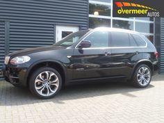 BMW X5  Description: BMW X5 4.0D HIGH EXECUTIVEACCCAMERASCHUIFDAK ETC.  Price: 549.37  Meer informatie