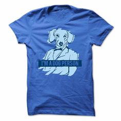 I'm a Dog Person dog, dog person http://threadeater.com/im-a-dog-person/