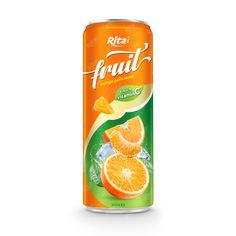 fruit orange juice enrich vitamin C in can Juice Drinks, Fruit Juice, Juice Logo, How To Make Orange, Junk Food Snacks, Juice Packaging, Food Packaging Design, Vegetable Drinks, Orange Juice