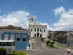 Cachoeira, Bahia - Brasil - Igreja NS da Conceição do Monte