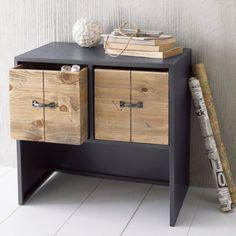 Table de chevet : 25 drôles de modèles pour une chambre originale : Table de chevet Becquet - Déco - Plurielles.fr