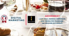 Intervista al CEO AdvisorEat. Il successo dell'app che premia professionisti e consulenti del mondo corporate per mangiare nei migliori ristoranti d'Italia.