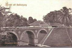 Roode brug te Buitenzorg