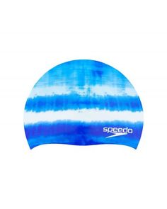Speedo Swim Cap Tie Dye Royal - Stuffers for Swimmers - all tides Holiday Store, Best Stocking Stuffers, Swim Caps, Swimmers, Tie Dye, Stockings, Men, Socks, Guys