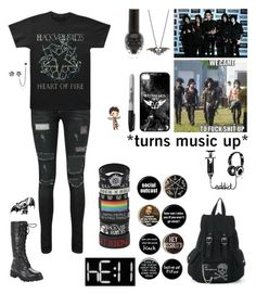 """""""Ugh Finals tomorrow"""" by myxx13 ❤ liked on Polyvore featuring art"""