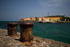 Incredible Ile de Goree, Senegal