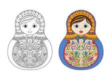Russian Doll - Download From Over 63 Million High Quality Stock Photos, Images, Vectors. Sign up for FREE today. Image: 24210450