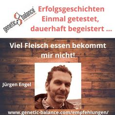 Once tested, permanently enthusiastic: Jürgen Engel, the programmer and Webd . - Once tested, permanently enthusiastic: Jürgen Engel, the programmer and web designer of the geneti - Dna, Famous Last Words, Web Design, About Me Blog, Baseball Cards, Movie Posters, Mathematical Analysis, Health, Website