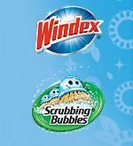 $10 in Windex Scrubbing Bubbles, Shout, Pledge & more printable coupons