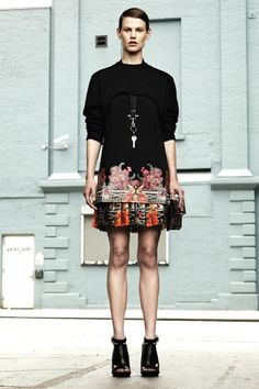 AUTHENTIC SS12 Givenchy Resort Iris Skirt Dress Riccardo Tisci 36 Birds Paradise Find awesome dresses at my store at great prices at my store: http://www.stores.ebay.com/dressredress