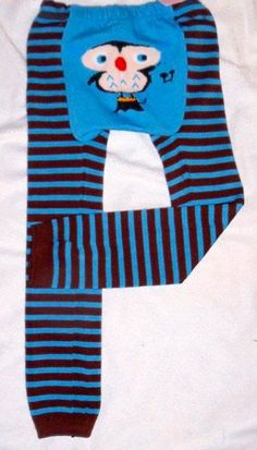 Baby Leggings Bird with blue stripe R120 with free delivery in South Africa http://just-engage.com/product/baby-leggings/