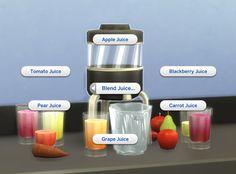 Mod The Sims - Licuadora de zumos
