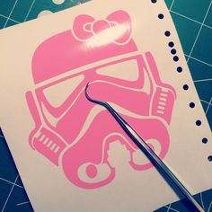 Last one for this morning. How about a #softpink #femtrooper! I love it! Most of these I sale are either hot pink or white. So glad to see the soft pink getting some love!
