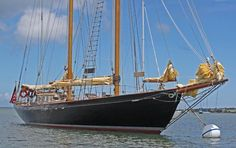 1939 J. ALDEN-PENDLETON SCHOONER 80' Sail Boat For Sale - www.yachtworld.com