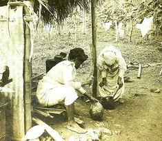 Coconut For Supper, Jamaica | Item: 1-498 Title: Coconut For… | Flickr