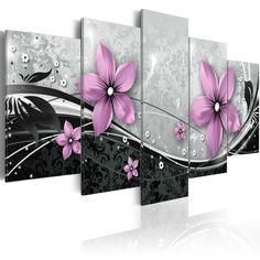 Votre intérieur est à 2 doigts de vous remercier  ---------------------------------------------------------------------  Tableau - 5 tableaux - Purple flower of night à 79,90€  sur https://www.recollection.fr/tableaux-abstraction-fleurs-et-plantes/10917-tableau-purple-flower-of-night.html  #Fleurs et plantes #mobilier #deco #Artgeist #recollection #decointerior #interiordesign #design #home  ---------------------------------------------------------------------  Mobilier design et décoration…