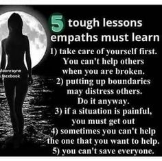 Self-care is vital. These 5 tips for empaths (and people who tend toward co-dependency) are vital. They can also apply to anyone who needs to examine his or her personal well-being.