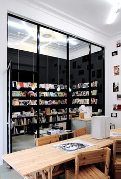 Book Shop | Retail Design | Shop Interiors | Book Display