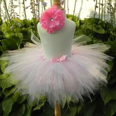 ballerina tutu.....I think she needs this to match her ballet slippers!