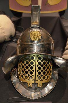 Gladiators – Death and Triumph at the Colosseum exhibition, Museum und Park Kalkriese