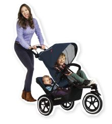 Phil and teds dot on the Road | dot compact stroller | Pinterest ...