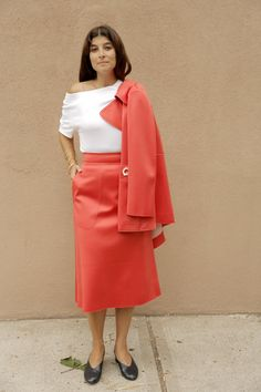 What the Most Stylish Women Wear to Work: Designer and Retailer Maryam Nassir Zadeh