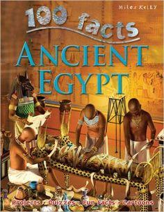 100 facts ANCIENT EGYPT: Jane Walker: 9781782095880: Books - Amazon.ca