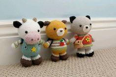 Anigurumi crochet