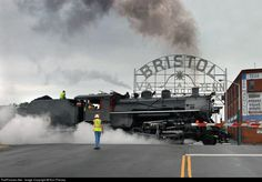 RailPictures.Net Photo: SOU 630 Southern Railway Steam 2-8-0 at Bristol, Tennessee by Ron Flanary