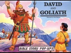 BIBLE STORY FOR CHILDREN - DAVID AND GOLIATH (FULL STORY ANIMATED) - YouTube