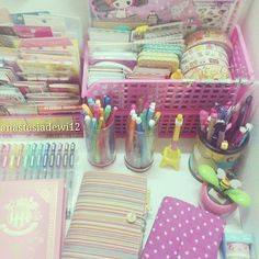 Cute supplies!