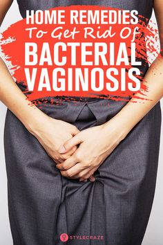 Bacterial vaginosis is a vaginal infection that affects women reproductive system and may cause various complications. Read on to know how to get rid of it. Good Health Tips, Health And Fitness Tips, Health Advice, Health And Wellness, Health Diet, Wellness Tips, Health Care, Health Exercise, Thyroid Health
