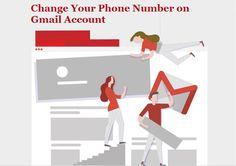 How to Change Phone Number on Gmail Best Email Service, Email Service Provider, Aol Email, Mozilla Thunderbird, Online Email, Google Account, How To Be Outgoing, Numbers, Change