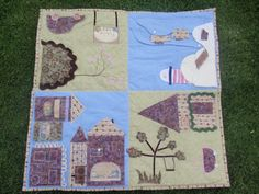 a quilt for little baby girl Little Baby Girl, Little Babies, Picnic Blanket, Outdoor Blanket, Kids Rugs, Quilts, Home Decor, Decoration Home, Kid Friendly Rugs