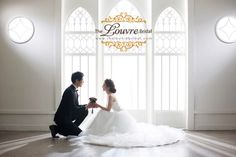 The Louvre Bridal Korean Wedding Photo_Elegant Classy 05
