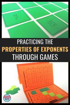 Student Teaching, Math Teacher, Math Classroom, Future Classroom, Teacher Stuff, Math Games, Math Activities, Simplifying Radicals, Simplifying Expressions