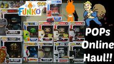 Funko POPs Online Haul