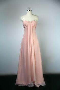 Classy High Quality Prom Dresses,A-Line Prom Dresses,Chiffon Prom Dresses,Strapless Prom Dresses,Brief Prom Dresses,Long Prom Dresses